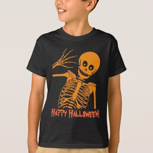 Halloween Skeleton! T-Shirt Skeletons