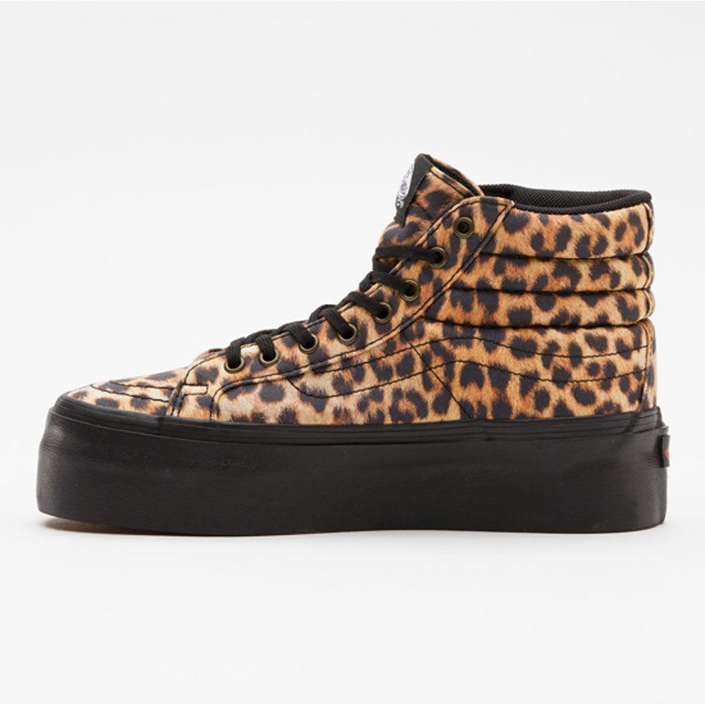 2efd315aeb VANS Leopard Sk8-Hi Platform Womens Shoes 206629435