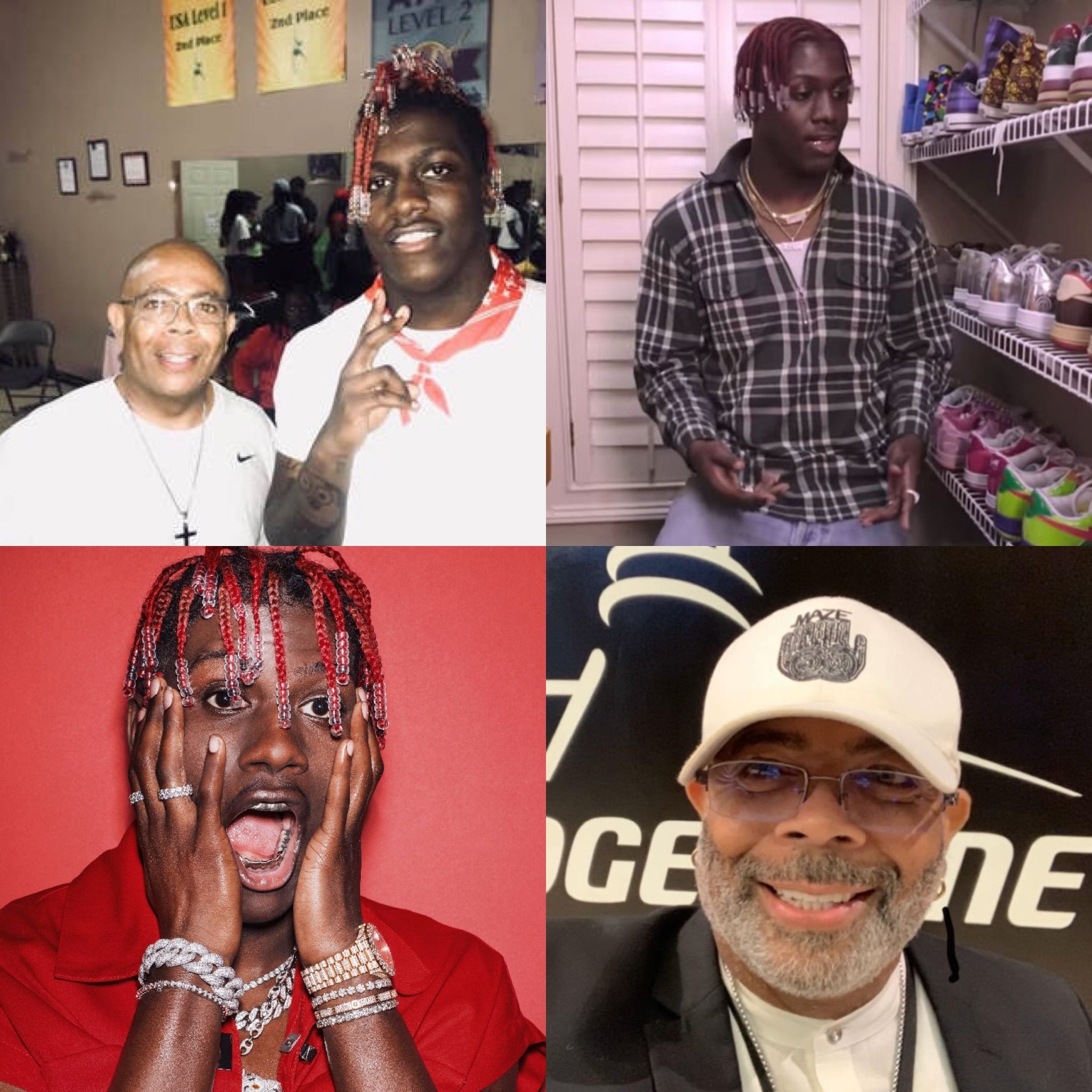 #LilYachty #Rapper #Songwriter #Entrepreneur #Yachty is from #Mableton #Georgia. He moved from Atlanta to New York to launch his career. He is a rare, tennis shoe trader #ConnectingTheDots #WillisMusicGroup #GeorgeWillisJr #Asian #CoachK  #YoungJeezy #TI #TheBaby #HipHop #Love