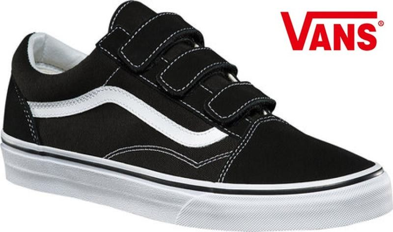 b70333900a3b90 Vans Original Old Skool V Classic Skateboarding Shoes Unisex Leisure Black  Canvas Shoes Women s and Men s Weight lifting shoes(China)