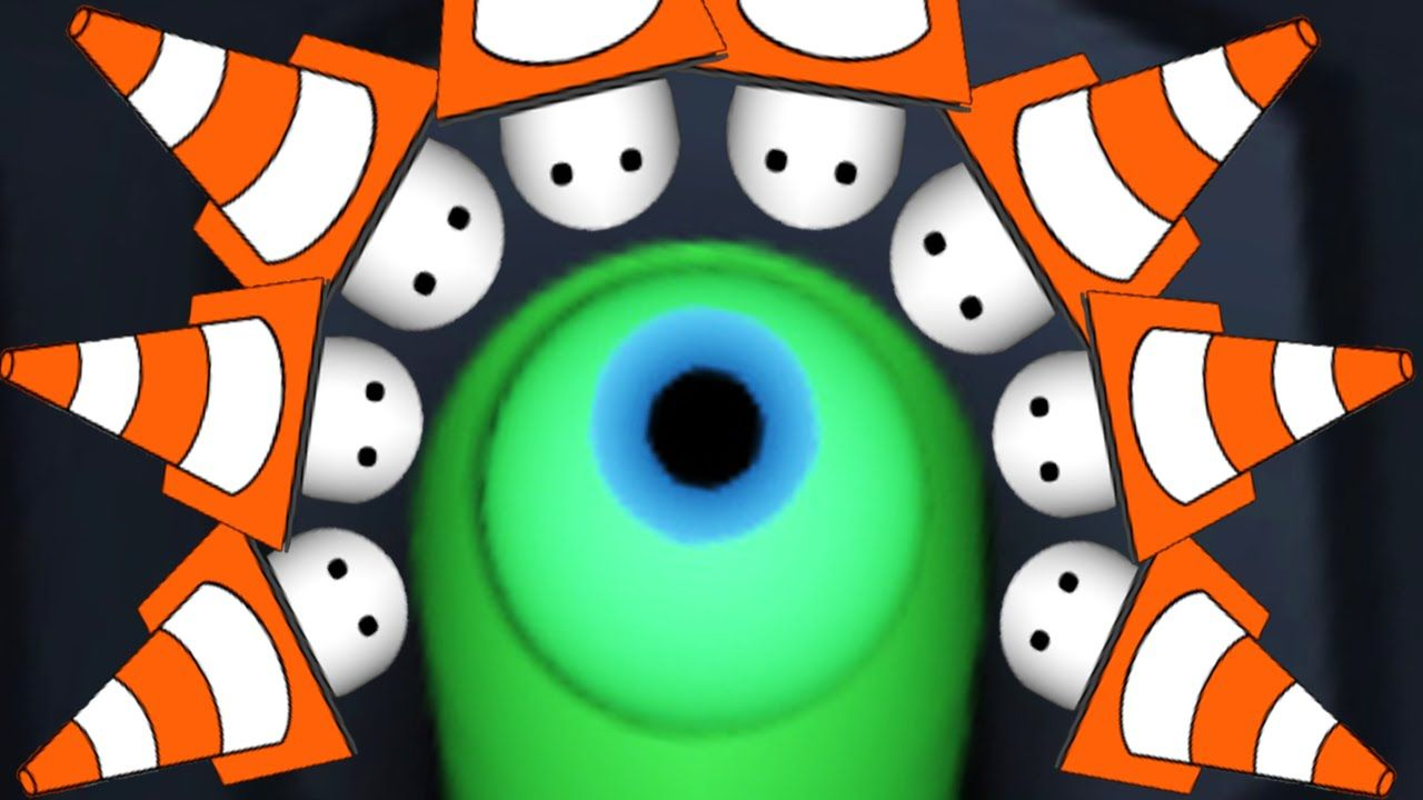 Video Izle Cute Snake Slitherio Funny Moments