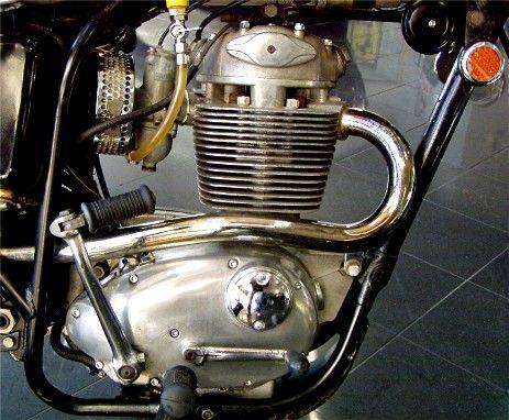 bsa engine 1968 bsa b44 victor special 441 motorcycles. Black Bedroom Furniture Sets. Home Design Ideas