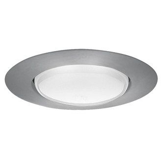 """View the Elco EL40 6"""" Open Trim for 150W Bulbs at LightingDirect.com."""