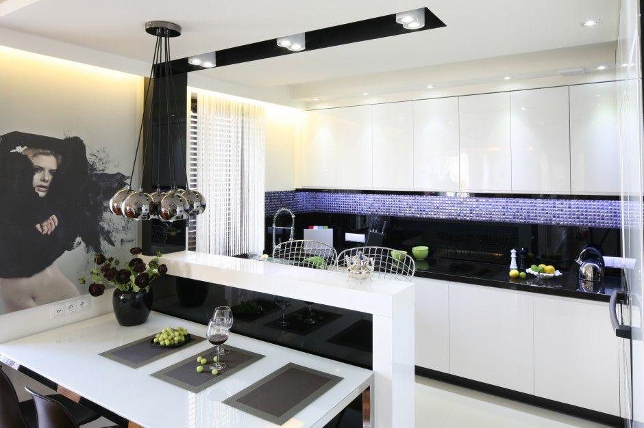 Najlepszy Przyklad Tego Blat W Kuchni Pomysly Na Oswietlenie Home Decor House Design Interior