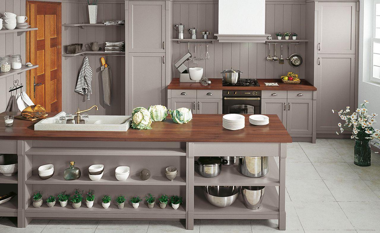 Cuisine classic bois maryville id es d co int rieure pinterest mobilier de salon - Decoration cuisine schmidt ...