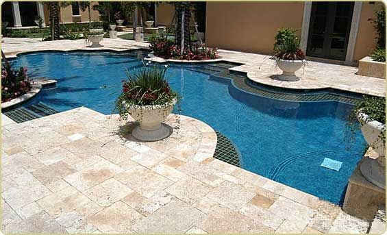 Backyard Landscaping: Got A Pool? - AZ Landscape Creations ...