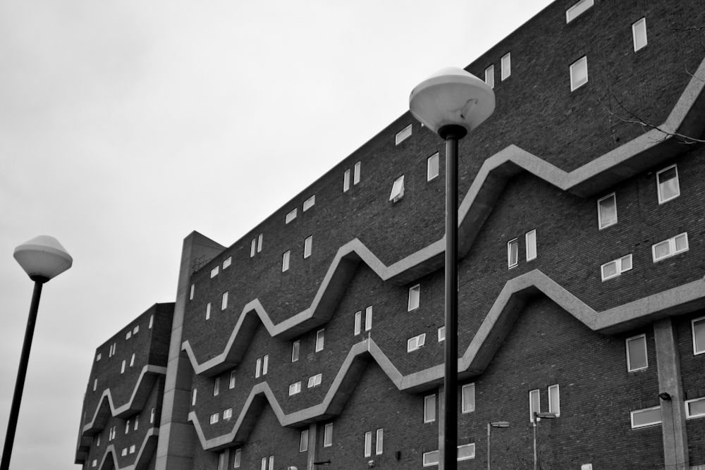 Image result for southwyck house brixton architecture for Minimalist house brixton