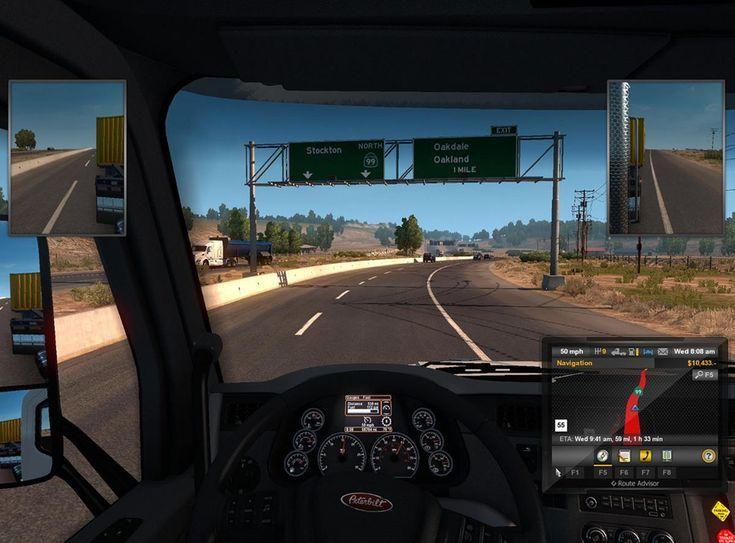 jogo simulador de caminhão - rk motors