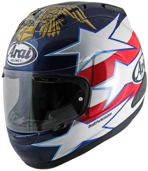 8d90af9332a60 Arai RX-7 GP Collin Edwards Indianapolis Helmet - buy cheap ▷ FC-Moto