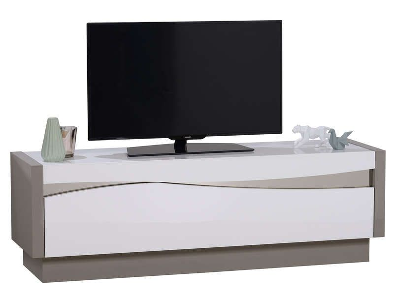 Meuble Tv A Poser 180 Cm Rialto Pas Cher Meuble Tv Conforama Meuble Tv Conforama Meuble Meuble Tv