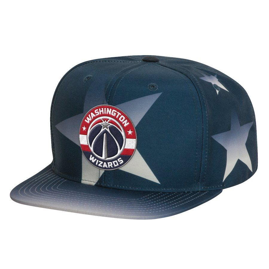 huge discount eab51 6a3d2 Men s Washington Wizards Mitchell   Ness Navy Award Ceremony Snapback  Adjustable Hat, Sale   15.99 - You Save   14.00