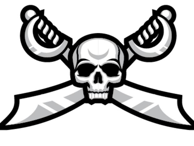 25 Amazing Pirates Logos Skull Artwork Logos Pirates