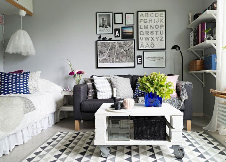 55 tipps fr kleine rume entdecken jetzt bei westwing home schlafzimmer ideen fr kleine - Moderne Wohnzimmer Designs Fuer Kleine Raeume
