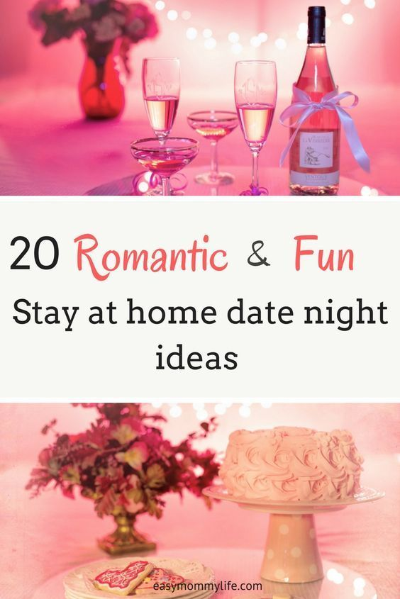 20 fun stay at home date night ideas for couples free printables