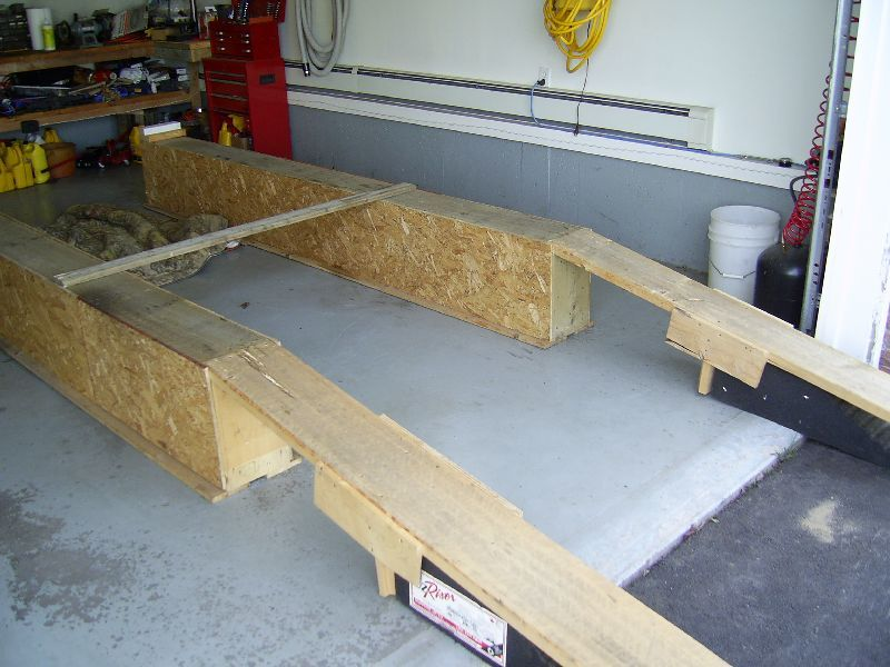 Diy Build Your Own Car Ramps CorvetteForum