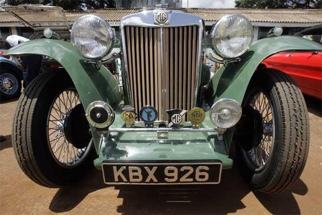 Mg Tc East African Car Badges Car Badges Mg Cars British Cars