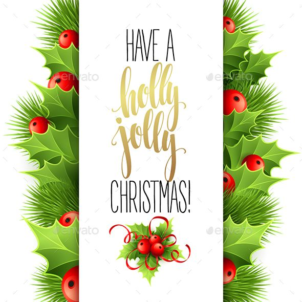 Christmas & Happy New Year Greetings Card | Design posters, Font ...