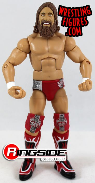 Daniel Bryan WWE Elite 68 Mattel Toy Wrestling Action Figure