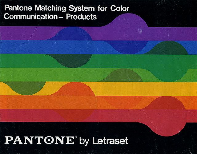 Letraset Pantone Matching System For Color Communication