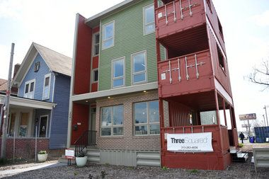 Shipping Container Home Complexes To Be Built In Detroit By