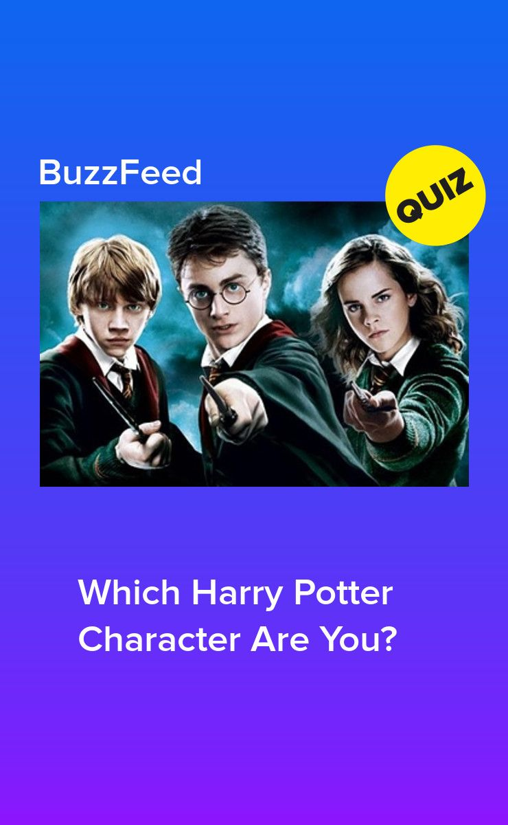 Which Harry Potter Character Are You Harry Potter Characters Harry Potter Harry