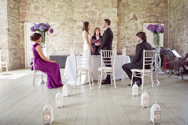 Beautiful Civil Ceremony Wedding In Borris House Ideas For A