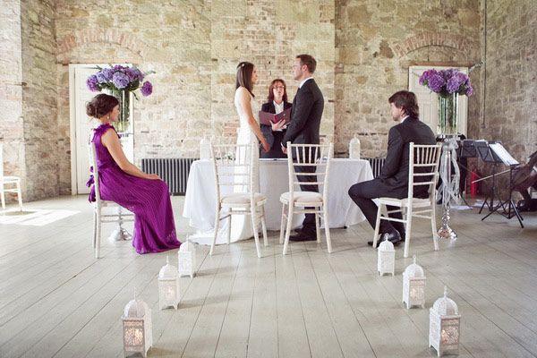 Beautiful Civil Ceremony Wedding in Borris House, Ideas for a Civil ...
