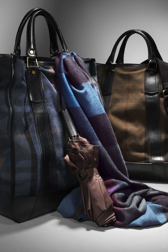 Burberry Autumn Winter 2012 men s accessories  5762598115c91