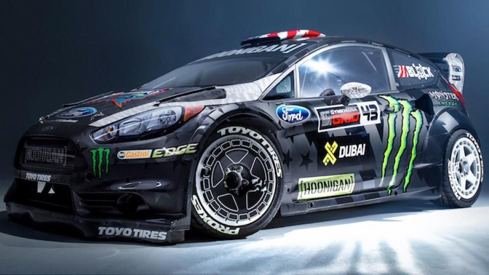 ken block gymkhana 8 dubai ford fiesta st rx43 painting ken block pinterest ken block. Black Bedroom Furniture Sets. Home Design Ideas
