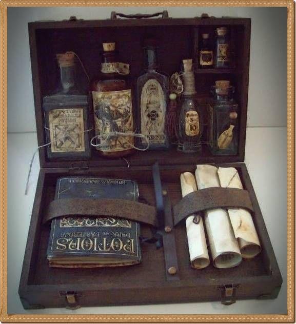 Trank Kit Bose Hexen Ideen F Ladyandfashion Harry Potter Selber Machen Hexen Halloween Ideen