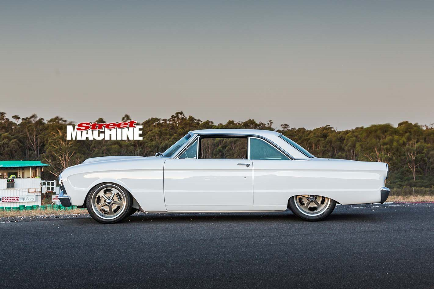 600hp 1964 Ford Xm Futura Coupe With 363ci Dart Windsor 1964 Ford Ford Classic Cars Ford Falcon