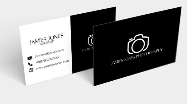 51 best free psd business card templates to download minimalist