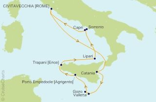 Windstar Cruises Europe Cruise on the Wind Surf - Avoya Travel