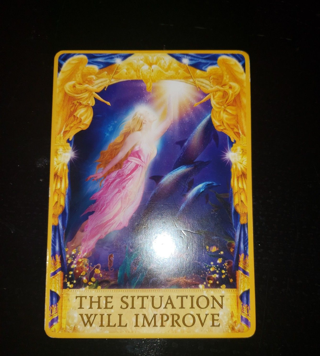 Single Card Reading Angel Answers Oracle Cards Oracle Cards Card Reading Angel Answers Oracle Cards