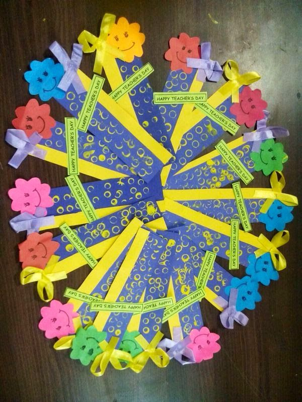 Art Craft Ideas And Bulletin Boards For Elementary Schools Handmade Bookmarks