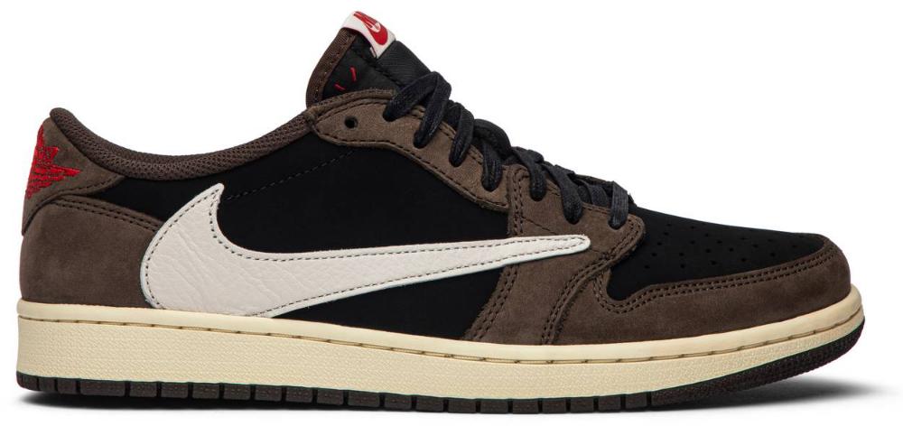 Goat Buy And Sell Authentic Sneakers Air Jordans Jordan 1 Low Travis Scott Shoes
