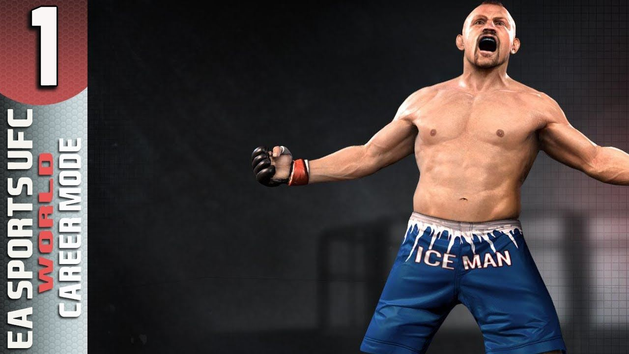 EA SPORTS UFC Career Mode PART 1