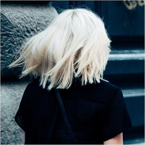 Goal Platinum: Atomic Blonde, Hair Styles