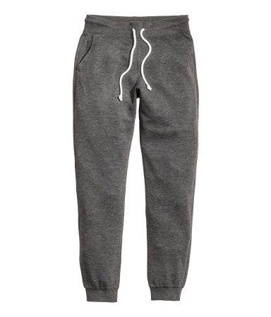 Sweatpants   Donkergrijs   Dames   H&M NL   Pantalones de