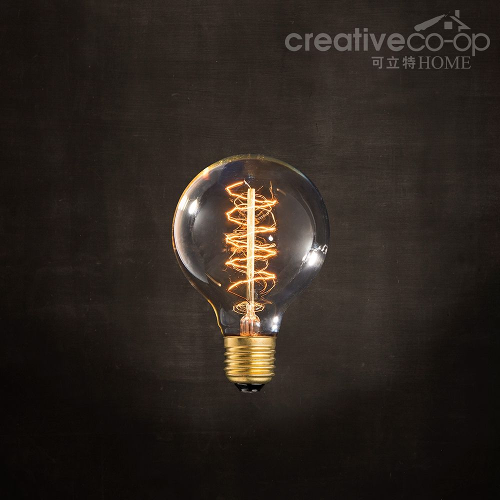 Edison Light Bulb Creative Co Op Home Lighting Pinterest Installing Wall Mounted How To Install A New Electrical