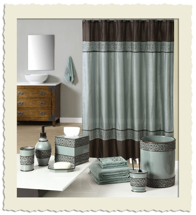 Entire Bathroom Sets That Coordinate Are A Trouble Free Way To