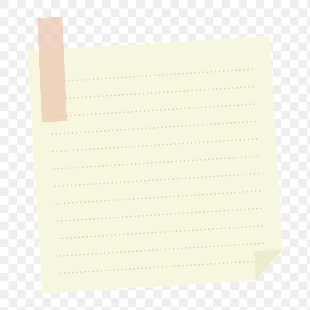 Beige Lined Notepaper Journal Sticker Design Element Free Image By Rawpixel Com Sasi Journal Stickers Note Paper Sticker Design