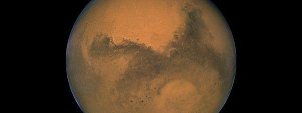 El hombre, cada vez más cerca de llegar a Marte