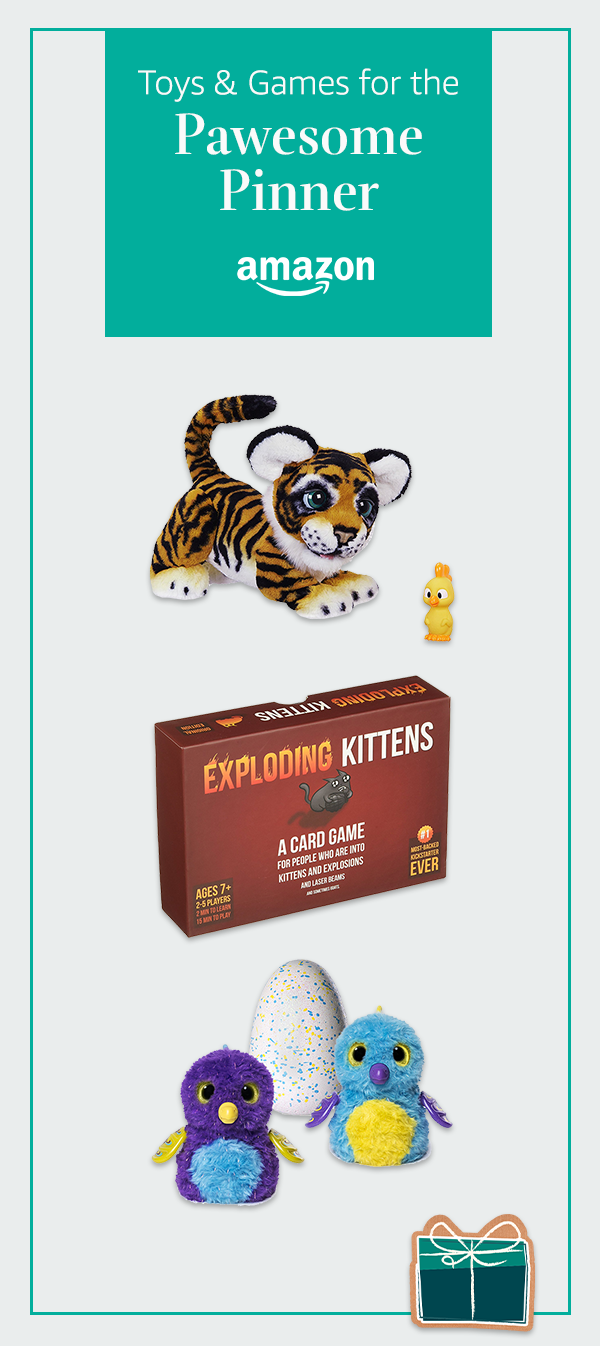 Promoted Amazon S Toys Games Store Features Thousands Of Fun Gifts For Everyone On Your Shopping List Shop Now For This Game Store Holiday Toys Pet Parent