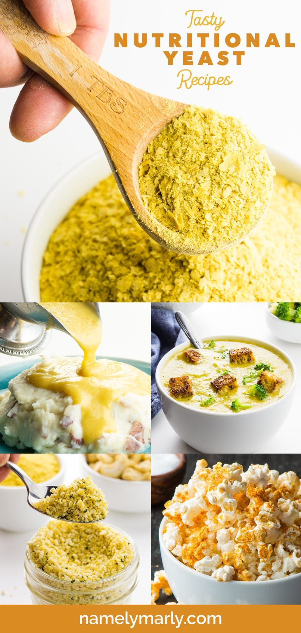 Nutritional Yeast Recipes In 2020 Nutritional Yeast Recipes Nutritional Yeast Benefits Nutritional Yeast