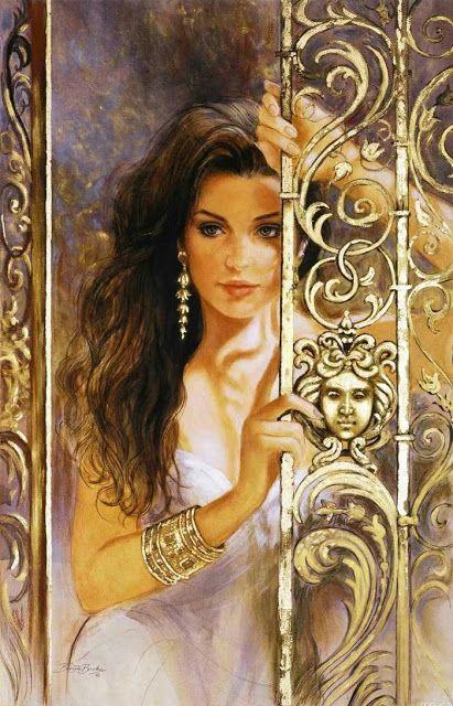 Classical Realist Painter Brenda Burke | British Artist