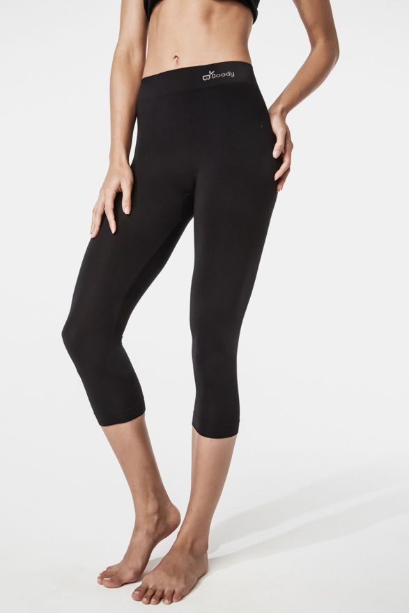 Boody bamboo crop leggings are lighter than skinny jeans and perfect for day or night. Plus, their silky soft feel makes it feel like you're wearing nothing