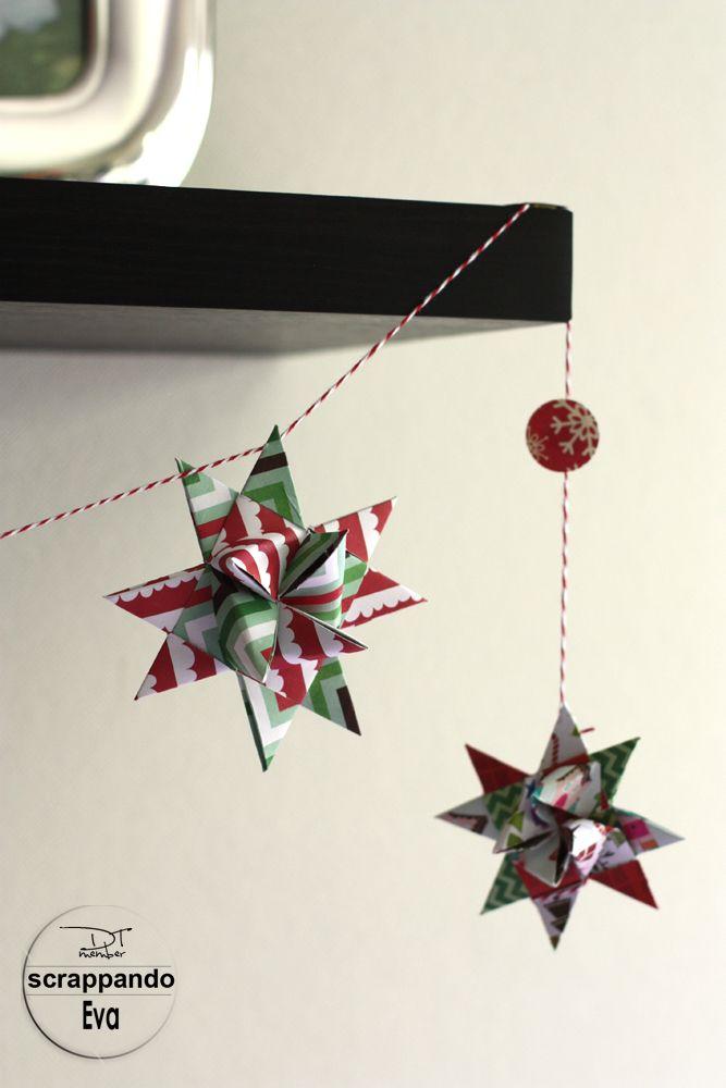 scrap & co: La mia casa a Natale