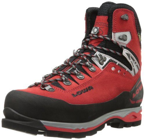 Lowa Men S Mountain Expert Goretex Evo Hiking Boot Red Black 10 5 M Us Want Additional Info Click On The Image Sport Shoes Men Boots Hiking Boots