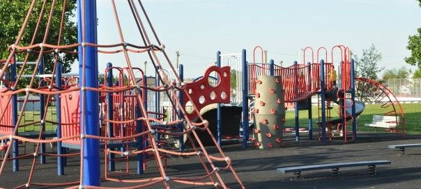 Simons Valley School Playground Calgary Ab Accessible